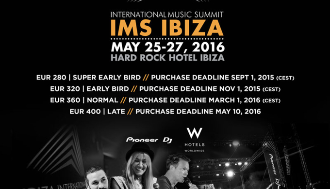 IMS Super Early Birds Now on Sale