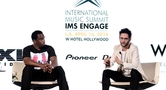 IMS Engage 2014: Diddy 'In Conversation' With Guy Gerber