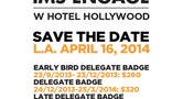 IMS Engage 2014 Now On Sale!