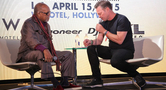 Quincy Jones in Conversation with Pete Tong