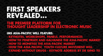 IMS Asia-Pacific First Speakers Revealed