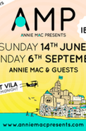 IMS Dalt Vila Presents: AMP, June 14, 2015
