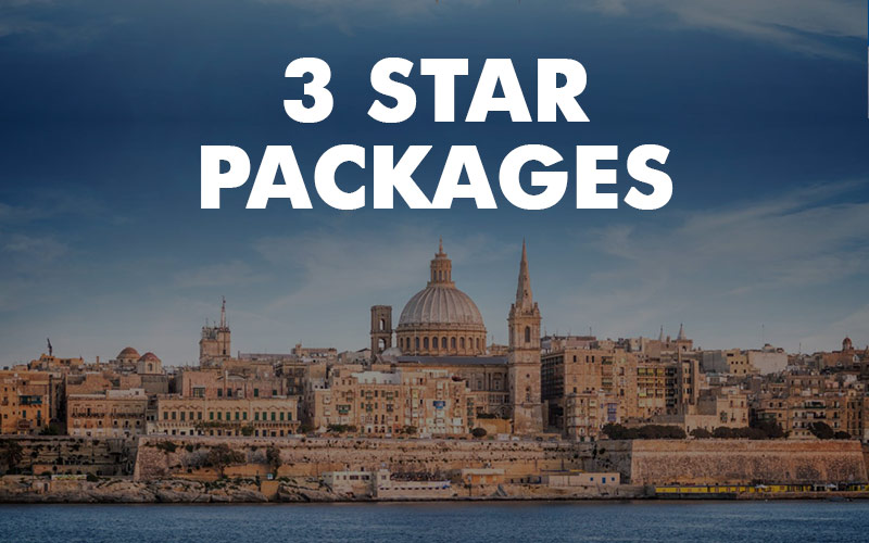 3-Star-Packages