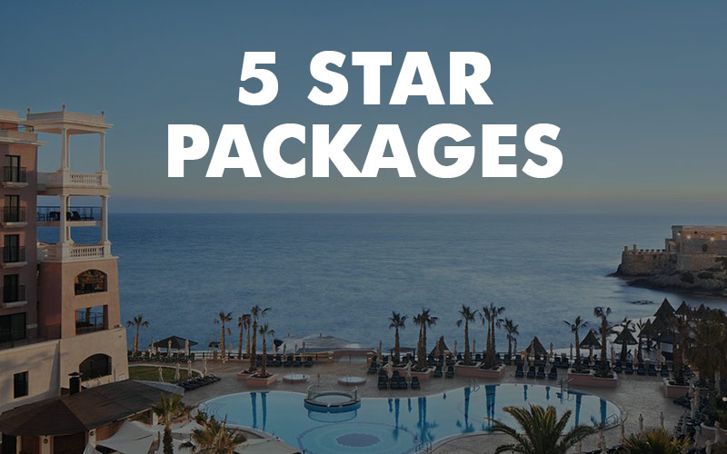 5-Star-Packages