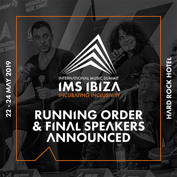 be2147e592fa IMS IBIZA ANNOUNCE FULL IMS WEEK SCHEDULE