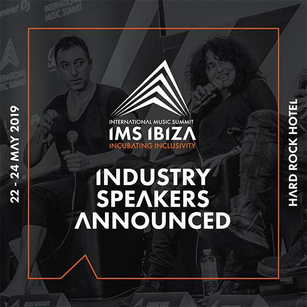 85618bf94b2 IMS IBIZA ANNOUNCE FIRST SPEAKERS